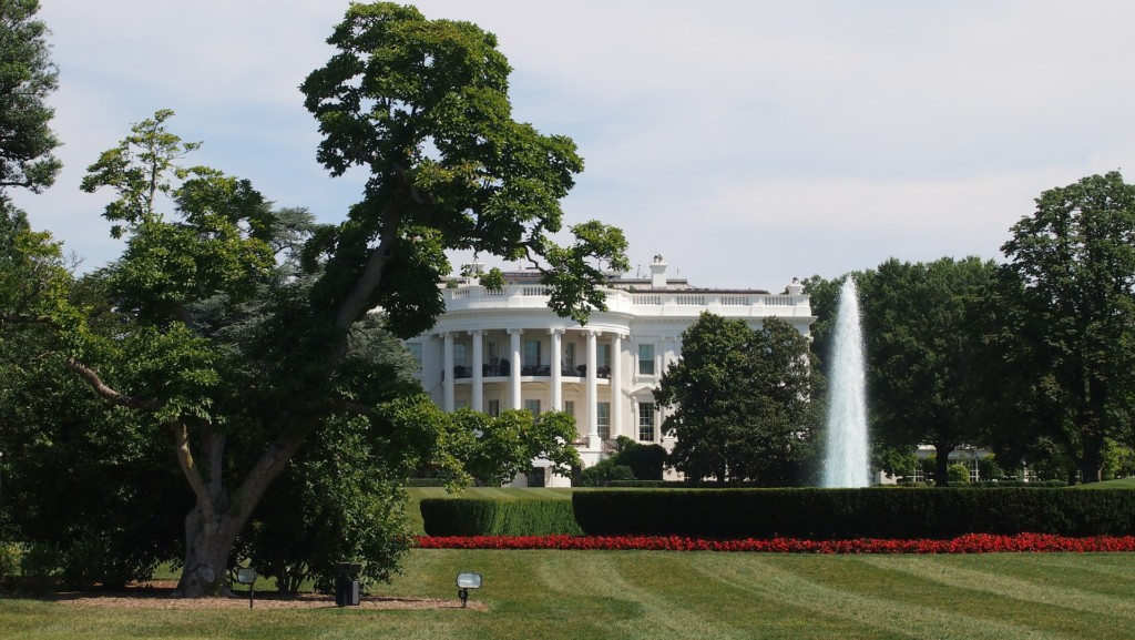 The U.S. White House